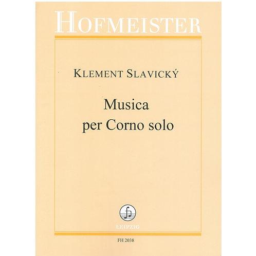 【Horn solo】K. Slavický