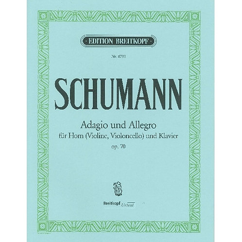 【Horn Solo】R.Schumann