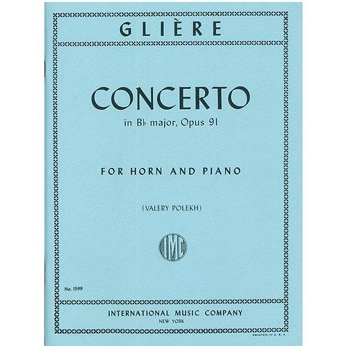【Horn Solo】R.M.Glière