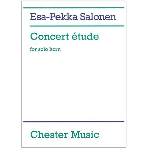 【Horn solo】E. Salonen