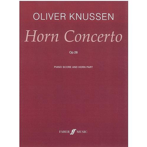 【Horn Solo】O.Knussen
