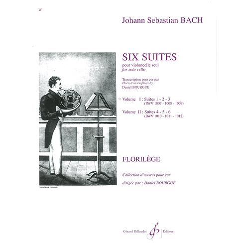 【Horn solo】J.S.Bach