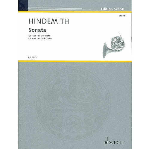 【Horn Solo】P.Hindemith