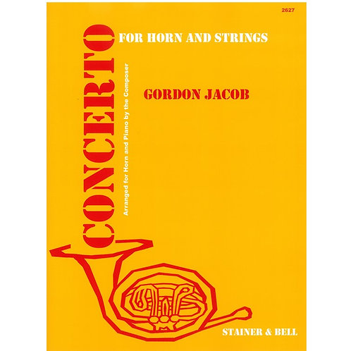 【Horn Solo】G.Jacob