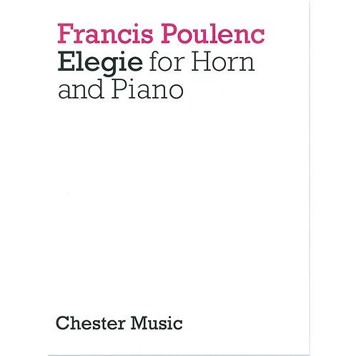【Horn Solo】F.Poulenc