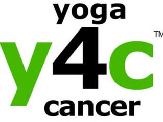 Yoga 4 Cancer event announced!