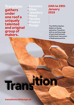 Transition craft and design Henley exhibition