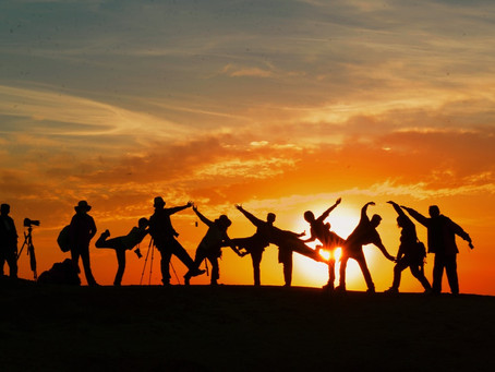 Adaptive leaders shine through