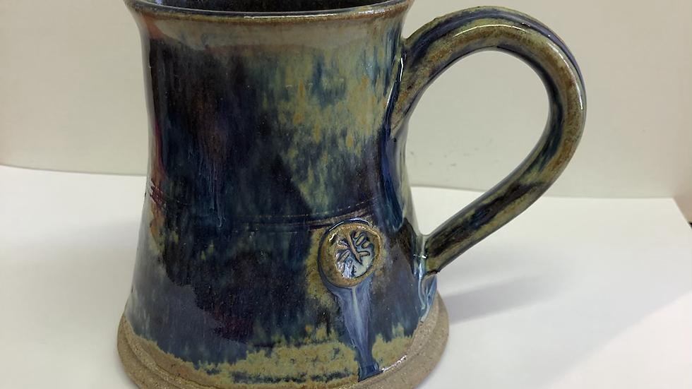 Ceramic mug tankard