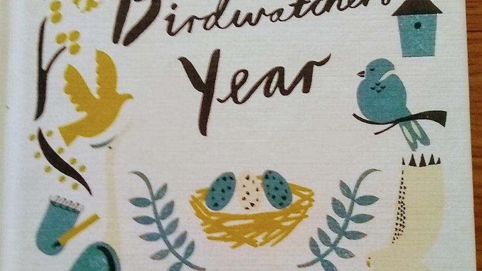 The birdwatchers year - book