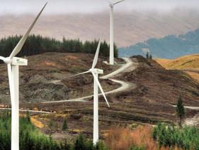 """A """"Scottish Power"""" se tornará a primeira grande empresa de energia do Reino Unido a gerar"""