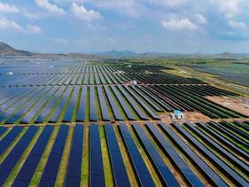 Índia está contruindo o maior parque de energia solar do mundo