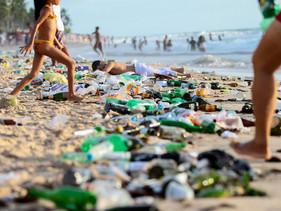 Projeto 'Atitude Pelos Oceanos' quer retirar mais de 15 toneladas de lixo de praias no Sul do Brasil