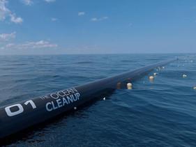 Foi lançado em São Francisco o primeiro sistema de limpeza oceânica que pretende retirar 90% de todo