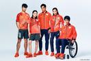 Atletas japoneses usam uniformes feitos com material reciclado nos Jogos Olímpicos de Tóquio