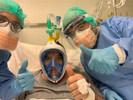 Engenheiros italianos transformas máscaras de mergulho em ventiladores, salvando a vida de pacientes