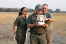 Drones são utilizados para combater caçadores de animais selvagens na África