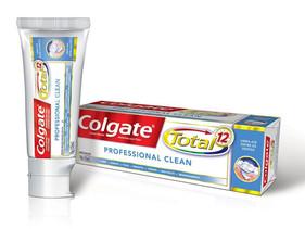 Colgate cria tubo de pasta dental totalmente reciclável
