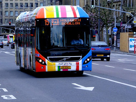 Luxemburgo se tornará o primeiro país a tornar todos os transportes públicos gratuitos