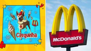 McDonald's se une a ONG Amor em Patas e a Zee.Dog em campanha de adoção