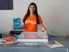 Estudante da BA cria tecnologia para filtrar água através da luz solar em regiões do semiárido e lev