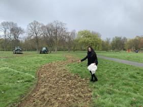 """Londres está construindo um """"corredor de abelhas"""" de 11 quilômetros com flores e plantas q"""