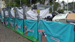 Campanhas coletam 12,8 toneladas de resíduos eletrônicos em 2020