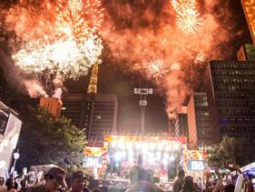 Avenida Paulista terá Ano Novo com fogos sem barulho em respeito aos animais e idosos