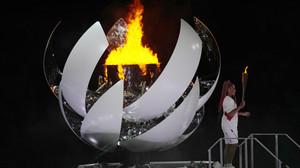 Tóquio 2021 acende tocha olímpica com hidrogênio pela primeira vez, e promete Olimpíada sustentável