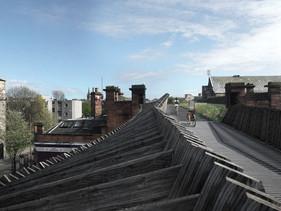 Arquitetos escoceses criam Ponte Verde