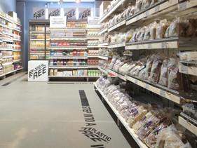 Está aberto na Holanda o primeiro corredor de supermercado do mundo livre de plástico