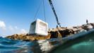 Bióloga cria concreto que ajuda a proteger a fauna marinha