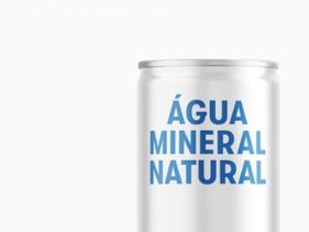 Ambev vai lançar a primeira água em lata do Brasil, e reverter parte do valor de vendas paraprojeto