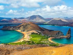 Leonardo DiCaprio se compromete a doar US $ 43 milhões para a conservação das Ilhas Galápagos