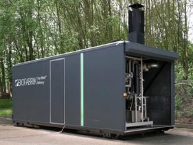 Startup alemã cria contêiner que transforma lixo plástico marinho em combustível