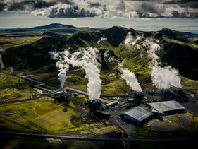 Islândia inaugura usina de energia que é capaz de despoluir o ar