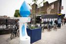Londres instalou mais 50 bebedouros espalhados pela cidade para combater o uso de garrafas plásticas