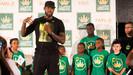 LeBron James fundou uma escola pública em sua cidade natal que irá garantir vagas na faculdade para