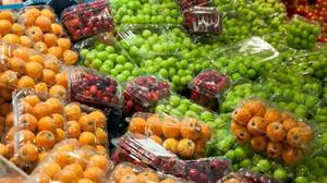França proibirá embalagens de plástico para frutas e vegetais a partir de janeiro de 2022