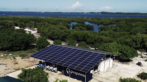 Usina solar transforma água do mar em água potável no Quênia