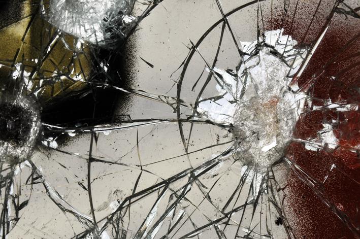 Etoile de verre