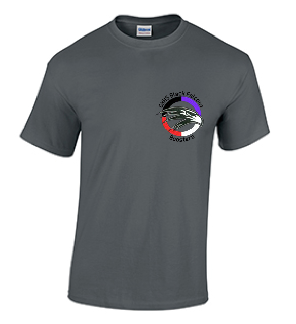 black falcon tshirt rond neck