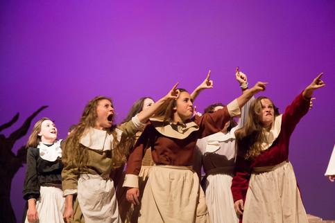 Salem Girls