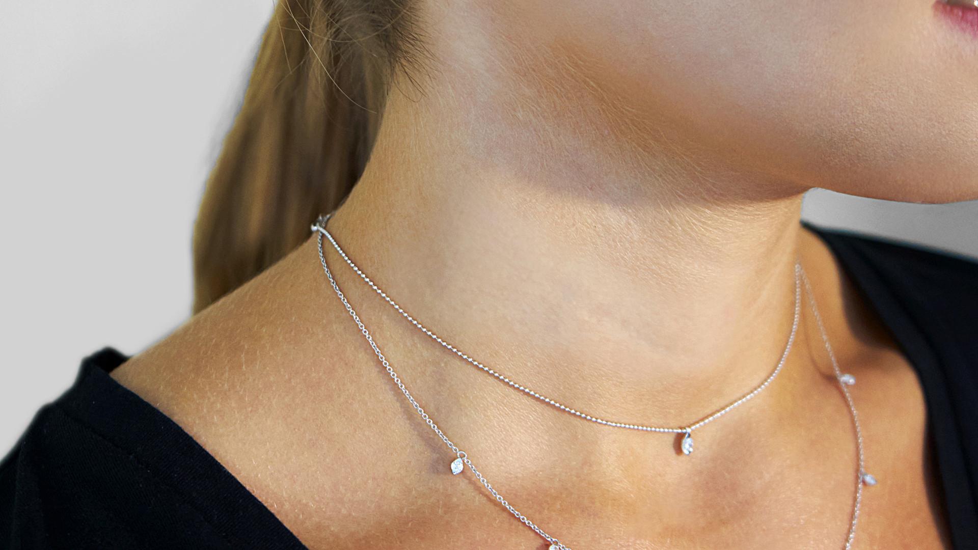 Main, Solo C andor and Candor necklaces