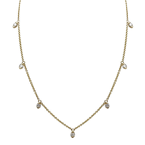 Candor Necklace (18k Yellow Gold)