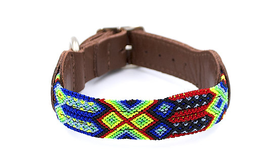 Artisan Dog Collar / xs