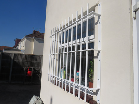 Robust exterior security