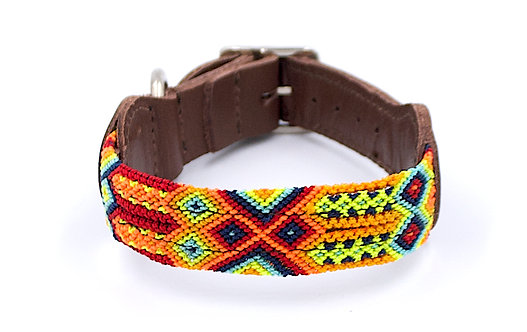 Artisan Dog Collar / xs