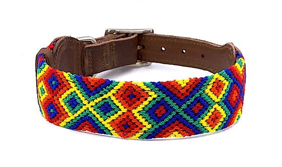 Artisan Dog Collar / m