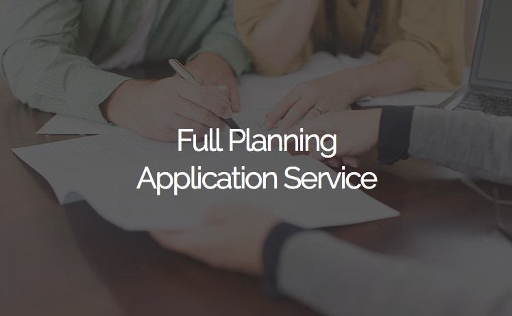 Full Planning Application Service